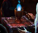 Goblet of Fire casket