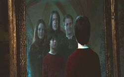 Snape in harry's memory