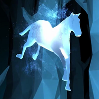 White Stallion Patronus