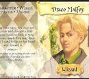 Draco Malfoy (FP Trading Card)