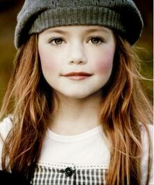 Renesmee cullen real actress by x aphrodite x-d30a35k