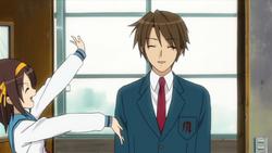 The Melancholy of Haruhi Suzumiya Part 3