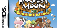 Harvest Moon: Sunshine Islands (NDS)