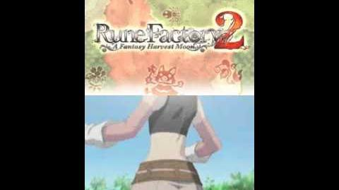 Rune Factory 2 A Fantasy Harvest Moon The Endter of G2
