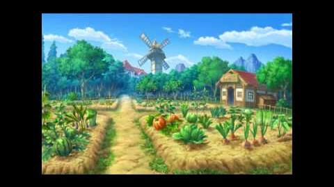 BGM Rune Factory 4-Spring