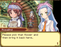 Rosalind Request