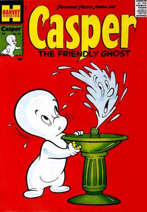 Casper, the Friendly Ghost Vol 1 65