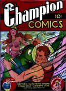 Champion Comics Vol 1 3