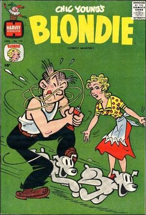 Blondie Comics Vol 1 138