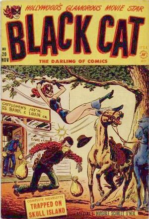 Black Cat Comics Vol 1 20