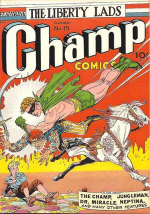 Champ Comics Vol 1 15