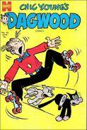 Dagwood Comics Vol 1 43