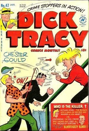 Dick Tracy Vol 1 47