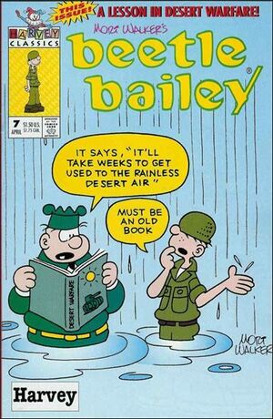 Beetle Bailey Vol 1 7