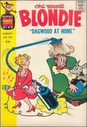 Blondie Comics Vol 1 140