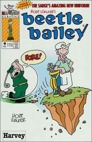 Beetle Bailey Vol 1 9