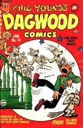 Dagwood Comics Vol 1 14
