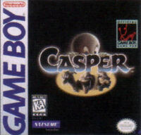 Casper Game Boy