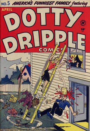Dotty Dripple Vol 1 5