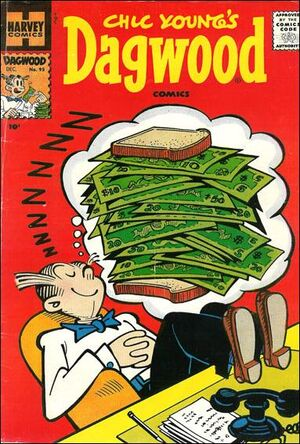 Dagwood Comics Vol 1 95
