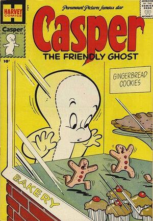 Casper, the Friendly Ghost Vol 1 63