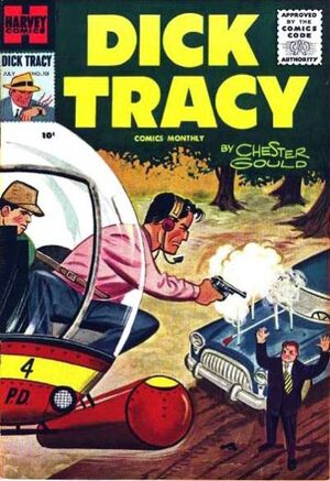 Dick Tracy Vol 1 101
