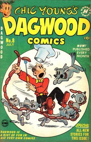 Dagwood Comics Vol 1 8
