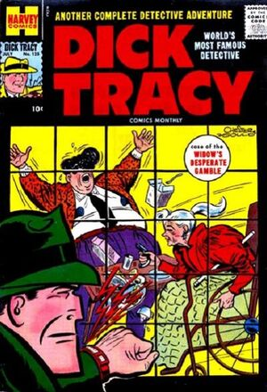 Dick Tracy Vol 1 125