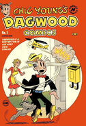Dagwood Comics Vol 1 1
