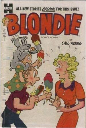 Blondie Comics Vol 1 65