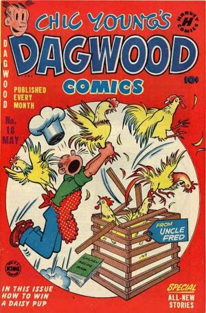 Dagwood Comics Vol 1 18