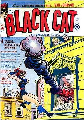 Black Cat Comics Vol 1 26