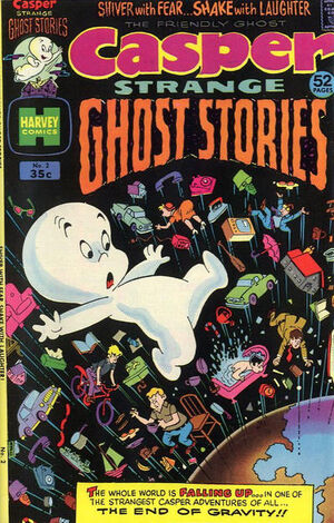 Casper Strange Ghost Stories Vol 1 2