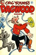 Dagwood Comics Vol 1 22