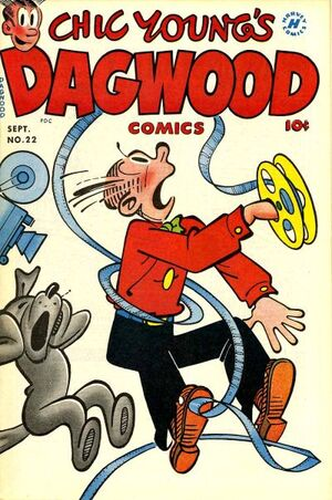Dagwood Comics Vol 1 22