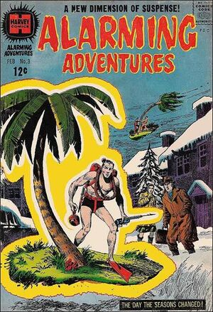 Alarming Adventures -3215880 f