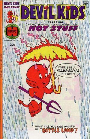 Devil Kids Starring Hot Stuff Vol 1 79