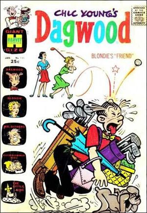 Dagwood Comics Vol 1 135