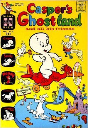 Casper's Ghostland Vol 1 25