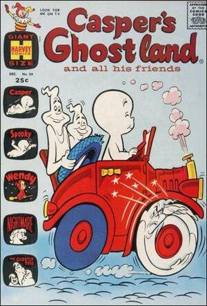 Casper's Ghostland Vol 1 39