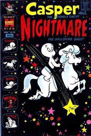 Casper and Nightmare Vol 1 23