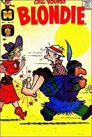 Blondie Comics Vol 1 141
