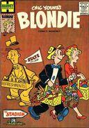 Blondie Comics Vol 1 121