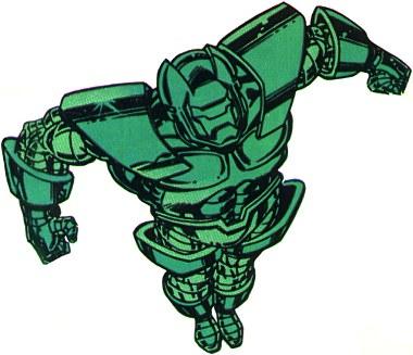 Titanium Man Two