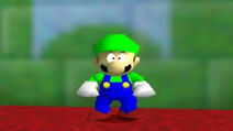 Luigi SMG4 universe image