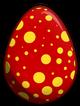 Redspotegg
