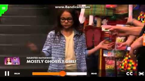 Mostly Ghostly Girl Official Promo