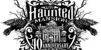 Haunted Mansion 40th Anniversary Merchandise Event