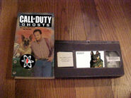 Call of Duty Ghost on VCR