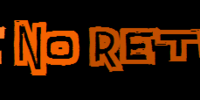 The No Return (Series)
